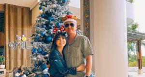 Gisella Anastasia merayakan Natal di Singapura bersama sang kekasih Wijin. (Instagram.com/@jaysforreal)