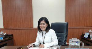 Ketua Komisi I DPR RI Meutya Hafid.(Foto: Okezone/Harits)