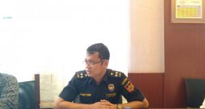 Kasi Kepatuhan Internal dan Penyuluhan BC Tembilahan, Syarif Yono