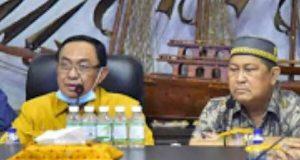 H Syamsudin Uti Dampingi Bupati HM Wardan Promosikan Potensi Kelapa Inhil Pada IJB-NET Jepang