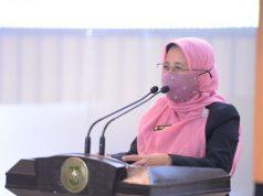 Kepala Dinas Kesehatan (Diskes) Provinsi Riau, Mimi Yuliani Nazir