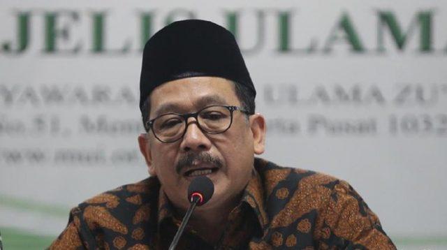 Wakil Menteri Agama (Wamenag) KH Zainut Tauhid Sa'adi.(Foto: Detik.com)