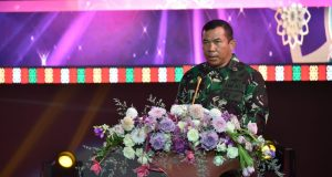 Kasum TNI Letjen TNI Eko Margiyono, M.A
